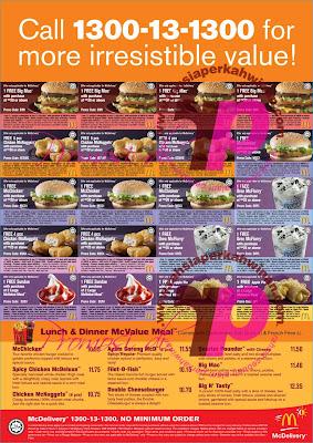 Big MAC PERCUMA dari MCDONALDS | i'm lovin' it! McDonald's® Malaysia  | McDelivery - i'm lovin' it! McDonald's® Malaysia  | Sales, Aktiviti, Setempat, Komuniti, Event ,Malaysia Happening