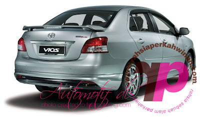 Toyota Vios TRD Sportivo | Latest News of Automotive Tips and Tricks