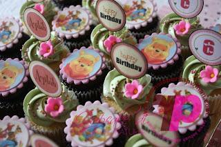 RATUkek | Wedding Cupcake | Birthday Cupcake | Cupcakes with Theme | Hantaran Cupcake | Kek Dan Coklat Perkahwinan