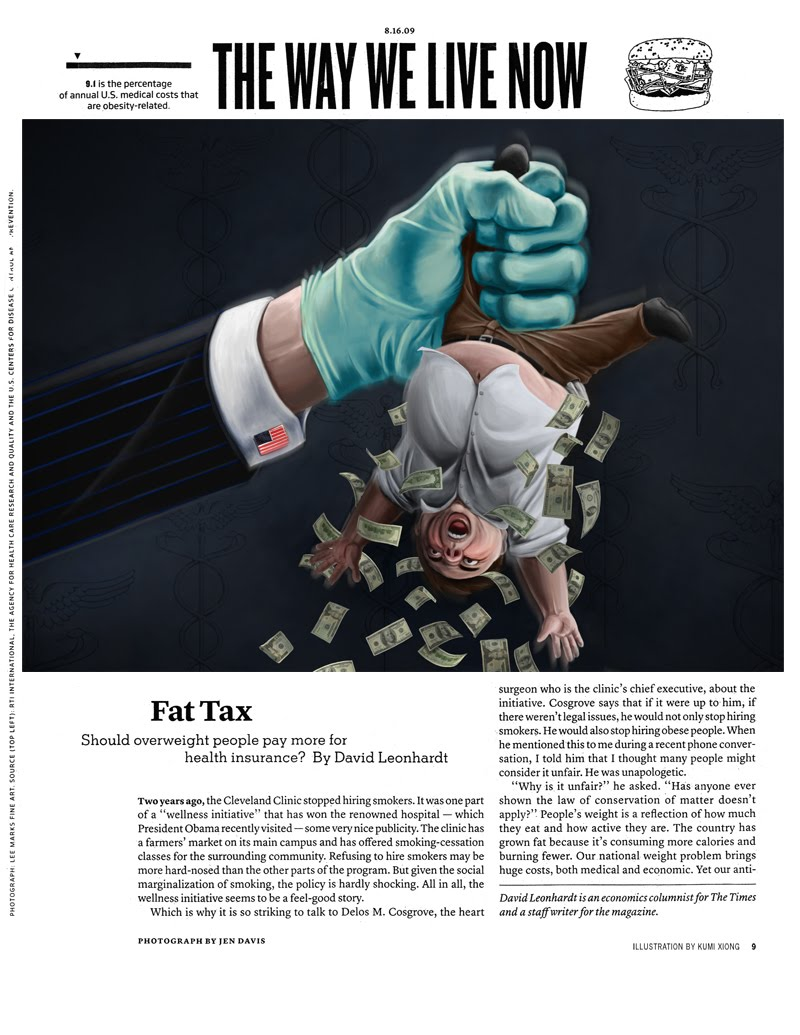 Watch Is a Fat Tax' on the way video