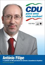 CANDIDATOS CDU À ASSEMBLEIA DA REPÚBLICA 2009 ( DISTRITO DE SANTARÉM)