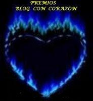 "Premio ""Blog con Corazón"""
