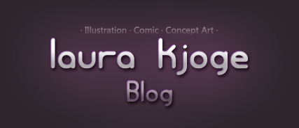 Laura Kjoge [ Ilustracin | Cmic | Concept Art ]
