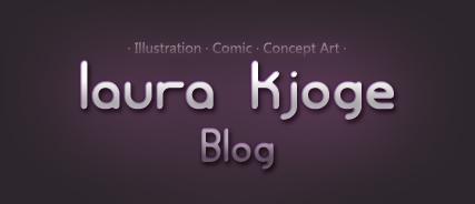 Laura Kjoge [ Ilustración | Cómic | Concept Art ]
