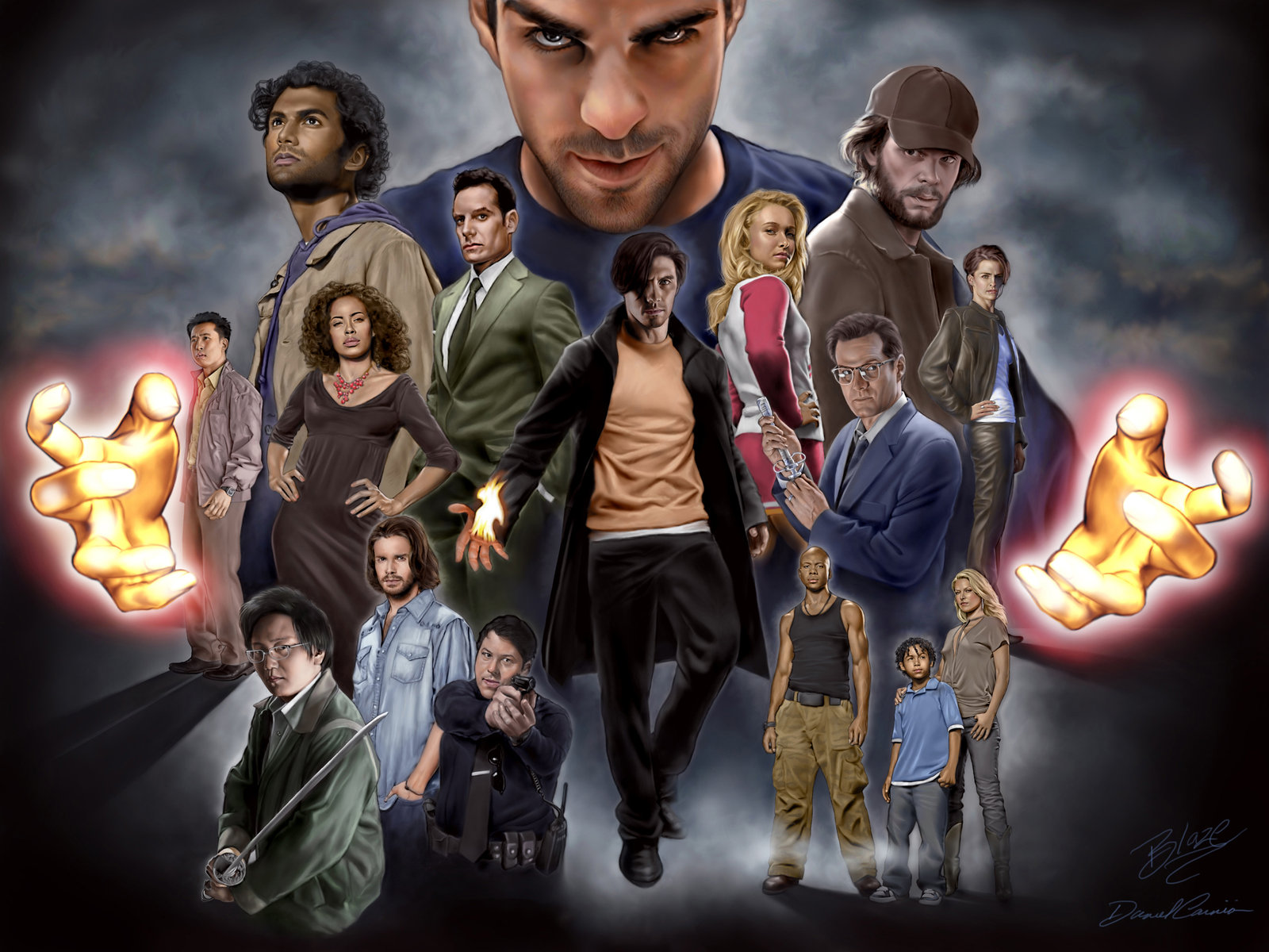 Heroes Season 4 (2009)