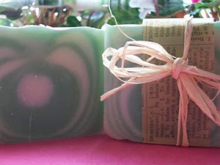 Creative Packaging for Soap