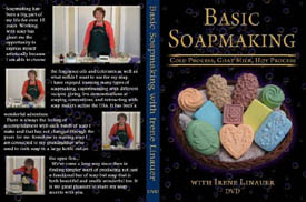 Basic Soapmaking DVD Tutorial DVD