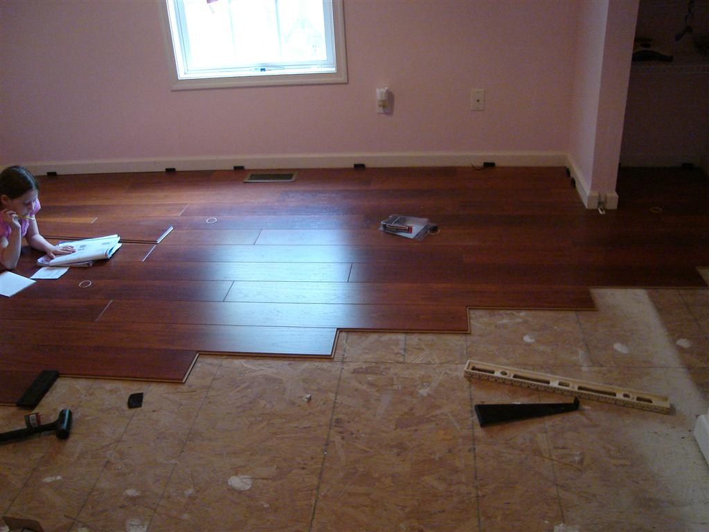 : Costco's Harmonics Brazilian Cherry Laminate Review (PICTURES