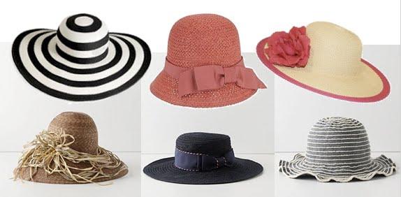 قبعات نسائية صيفية 2014 Summer+Hats+shopping