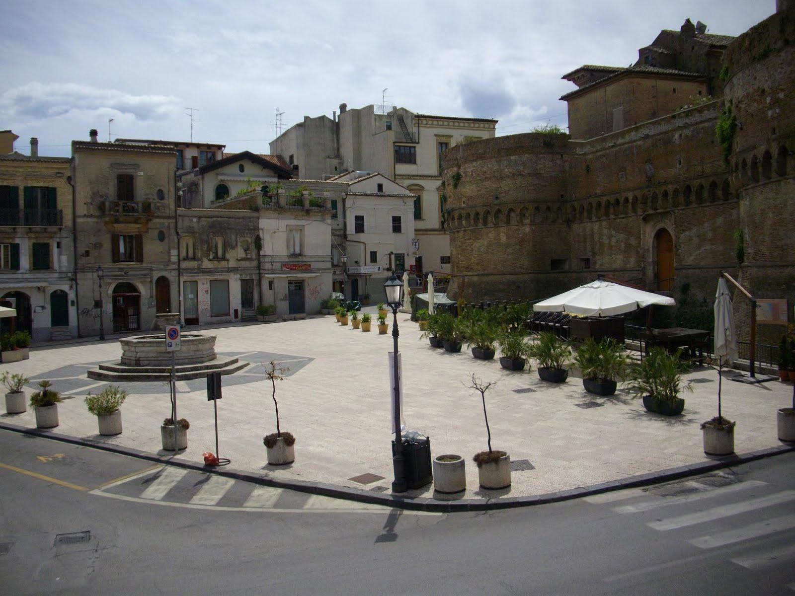 Marco di michele marisi arredo urbano e regolamento per l for Un arredo urbano