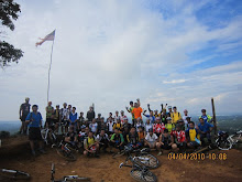 RIDE TO ALAM BUDIMAN