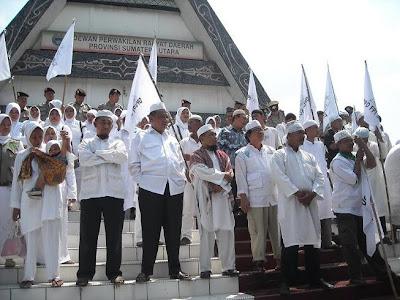 aksi damai FPI