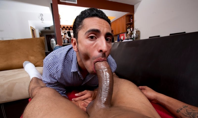 Castro Sucking Dick