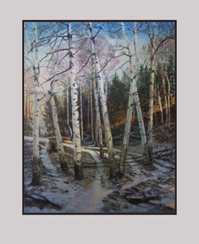 """""""Pathways"""" Located at the Moccasin Mountain Art Gallery, Lewistown, MT"""