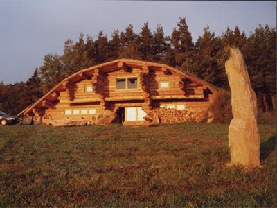 Das ErdHaus (SeminarHaus) im WaldWelt-Resort