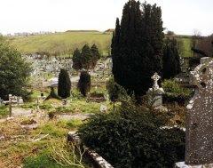 Old Drumcliff Graveyard