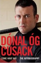 Come What May by Dónal Óg Cusack
