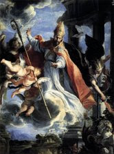 St. Augustine - Ora Pro Nobis