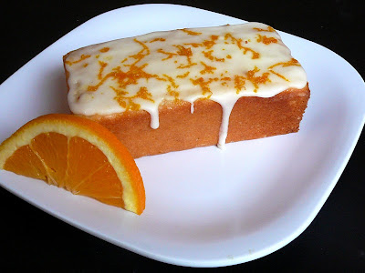 Baked Perfection: Orange Yogurt Cake