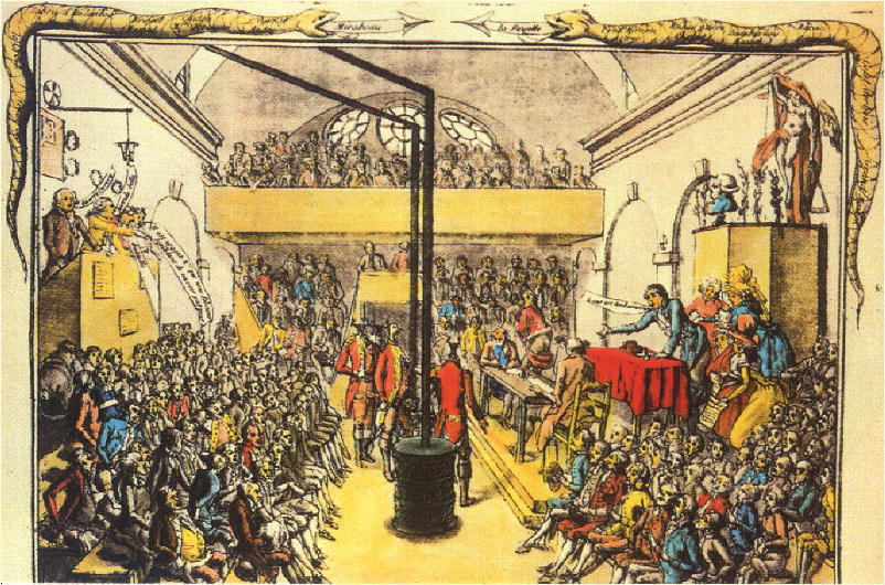 role political clubs frnech revolution Political parties didn´t exist when the french revolution started, but the need for  solving practical problems while the national assembly was.