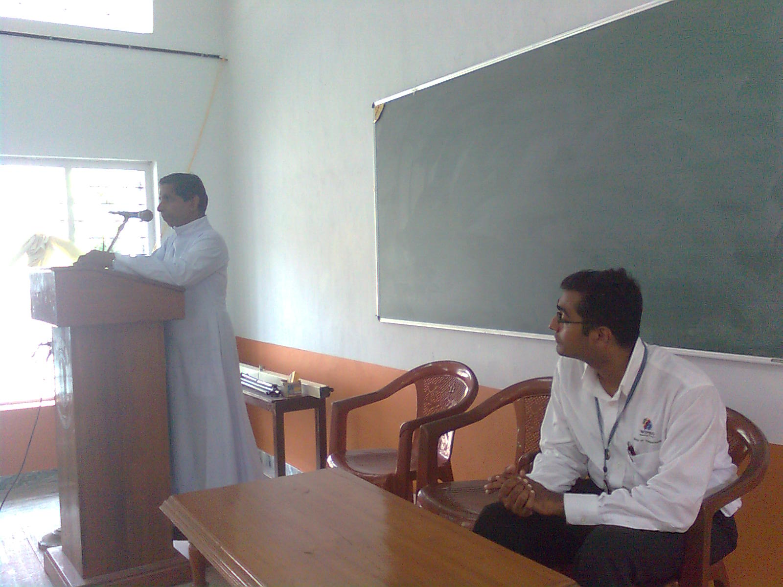 Falicitation by Fr Mathew Malapparambil Principal BVM Holy Cross ...