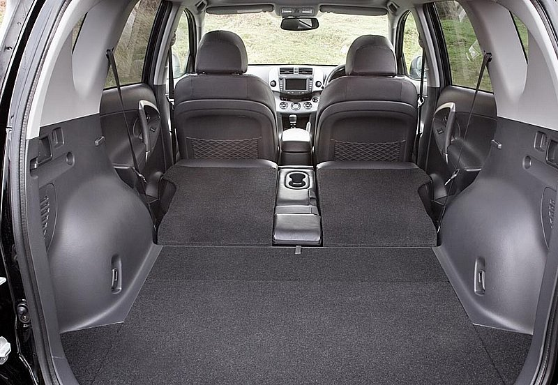 toyota rav4 3rd row seat. Black Bedroom Furniture Sets. Home Design Ideas