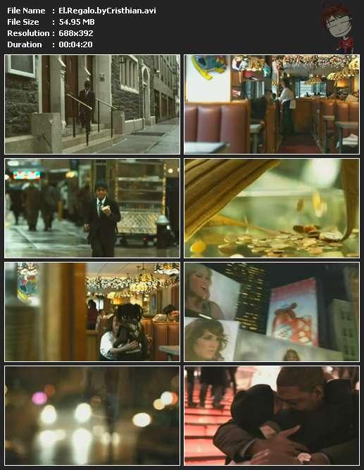 El Regalo Más Grande - Tiziano Ferro Ft Anahi & Dulce Maria (2010) (DVDRip)