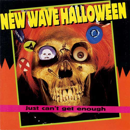 New Wave Halloween (Just Can't Get Enough)