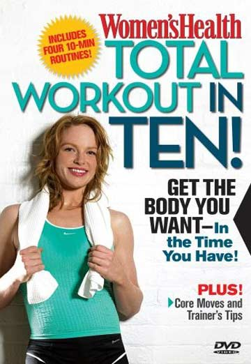 Womens Health - Total Workout In Ten - Cuerpo Sexy en 10 min.