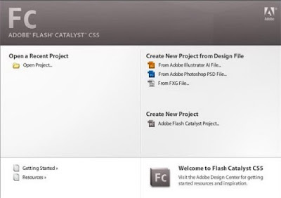 adobe flash catalyst cs5 + crack