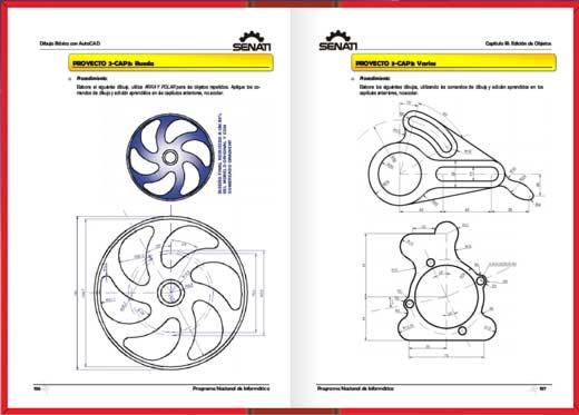 Manual AutoCAD - SENATI (2010) - Manuales gratisManuales gratis