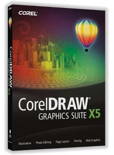 CorelDRAW Graphics Suite X5 15.1.0.588 (Español)
