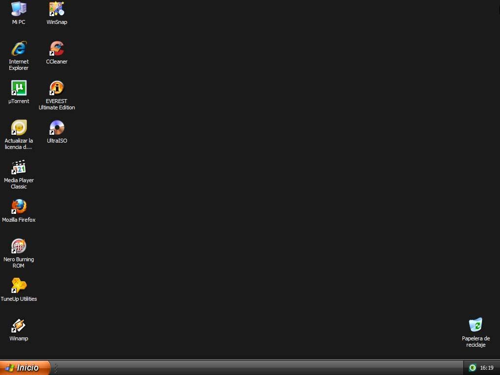 Descargar Windows XP Sp3 uE v2 700 MB(Español) (Agosto 2010)