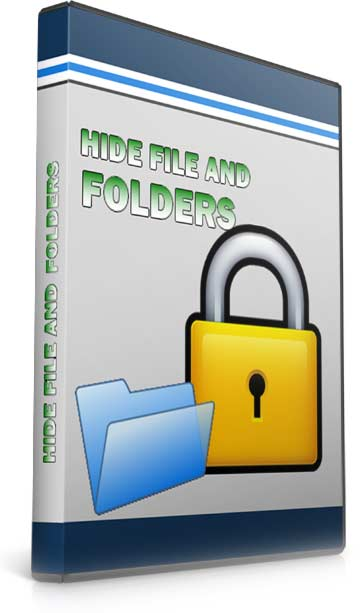 Hide Files and Folders v3.45 - Oculta carpetas y ficheros