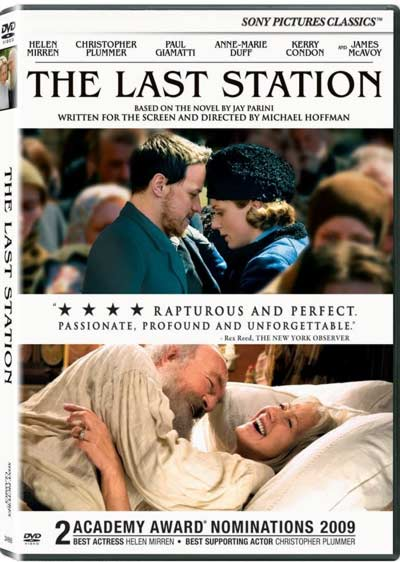 La Última Estación (The Last Station) (Español Latino) (DVDRip)