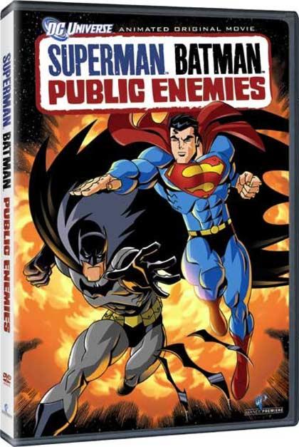 Superman/Batman Enemigos Públicos (Español Latino) (DVDRip) (2010)