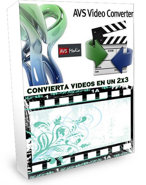 AVS Video Converter v7.0.3.453 (Multilenguaje)