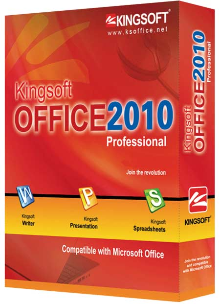 Kingsoft Office 2010 v6.6.0.2477 - Alternativa Microsoft Office