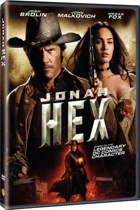 Jonah Hex: Cazador de Recompensas (Español Latino) (DVDRip) (2010)