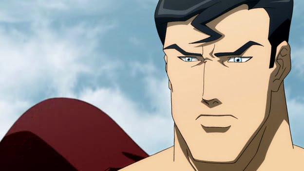 Superman/Shazam El Retorno de Black Adam (Subtitulos Español) (DVDRip) (2010)