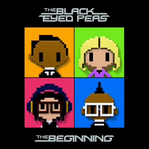 The Beginning (Deluxe Edition) - The Black Eyed Peas (2010)