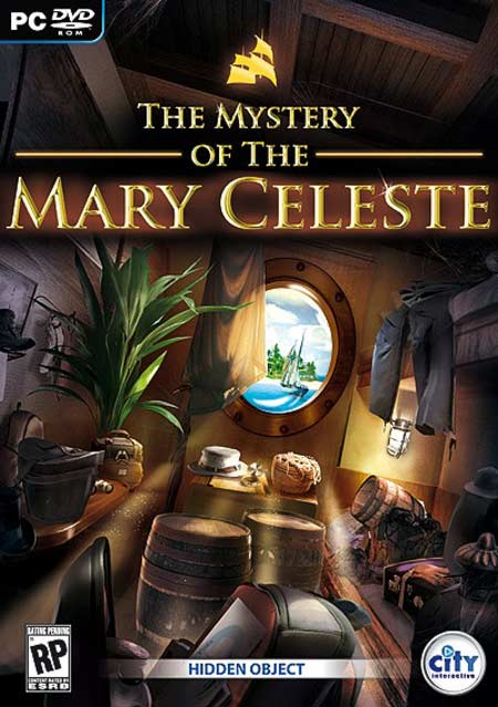 The Mystery of the Mary Celeste (PC-GAME) (2010)
