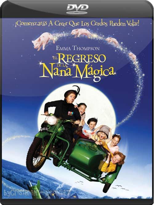 El Regreso de la Nana Mágica (Español Latino) (DVDRip) (2010)