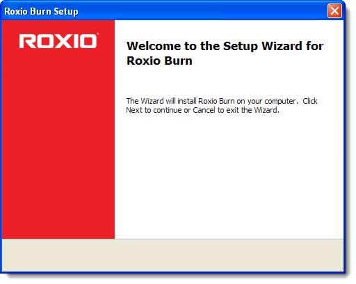 Roxio Burner for Windows 8