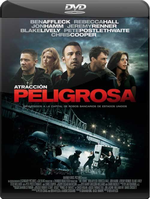 Atracción Peligrosa (Español Latino) (DVDRip) (2010)