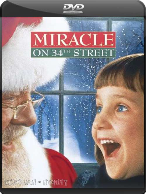 Milagro en la Calle 34 (Español Latino) (DVDRip)