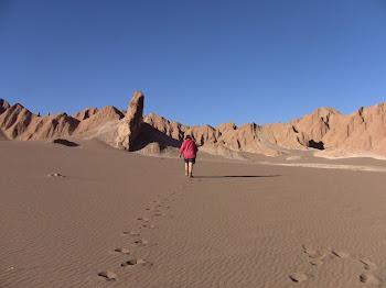 ma traversée du désert!