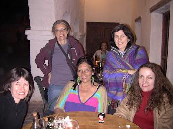 Iara, Silvana et leurs copines sont dingues de Mafalda