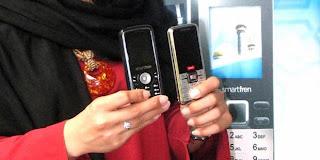 Smartfren Mengeluarkan Ponsel Pertama Edisi Islami