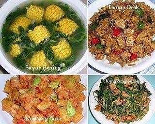 Kumpulan Resep Masakan Buka dan Sahur Ramadhan